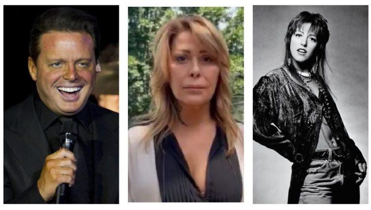 Admiradores de Luis Miguel lo vinculan de forma amorosa con Alejandra Guzmán y con Stephanie Salas. (Foto Prensa Libre: Hemeroteca PL / Instagram)