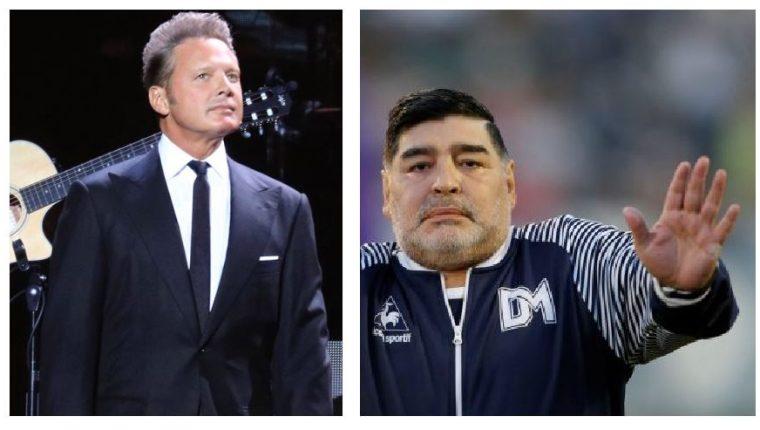 """Diego Armando Maradona se """"vengó"""" de """"El Sol de México"""". (Foto Prensa Libre: Hemeroteca PL)"""