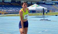 Mariandreé Chacón destacó en el Campeonato Mayor de Atletismo en Costa Rica. (Foto Prensa Libre).