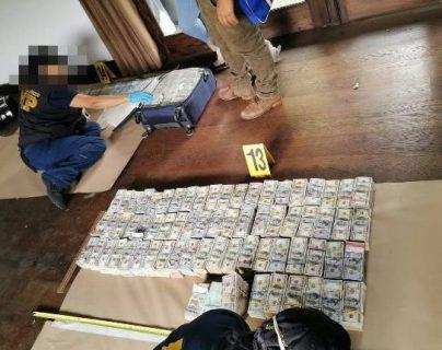 Senabed recibe Q1.1 millones menos de lo incautado en residencia del exministro José Benito