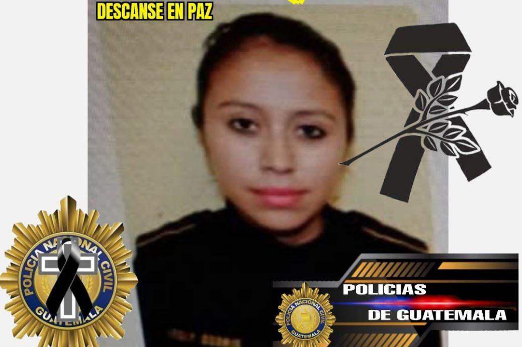 Agente de la PNC muere atropellada en un puesto de registro en Moyuta, Jutiapa