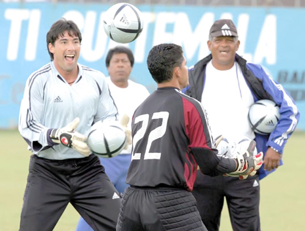 Fallece el entrenador Roy Posas, quien es recordado por su paso con la Selección de Guatemala