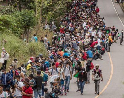 EE. UU. explora alternativas para contener la migración desde Guatemala para no saturar su frontera sur