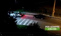 Un camión de mudanzas con sede en Lisboa, Portugal, se llevó los vehículos de lujo de Cristiano Ronaldo. De Turín, Italia a un lugar indeterminado. Foto Prensa Libre: Captura de pantalla.
