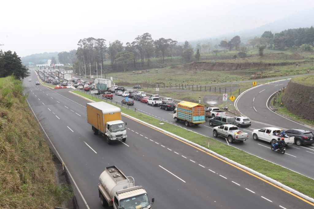 Autopista Palín Escuintla