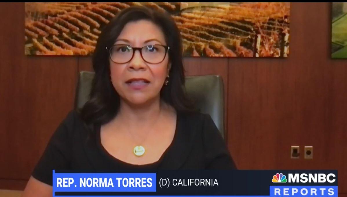 """""""Las amenazas en mi contra son muy reales"""": congresista Norma Torres denuncia intimidación """"por su labor contra la corrupción"""""""