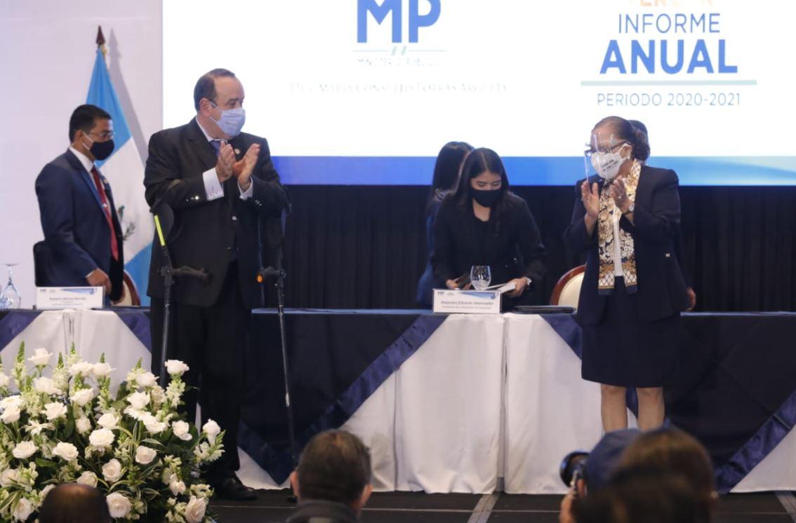 Análisis del MP: las debilidades, oportunidades y fortalezas de Consuelo Porras