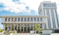 Los magistrados judiciales están siendo señalados por presuntamente manipular la nomina de candidatos para las próximas salas de apelación. Fotografía: Prensa Libre.