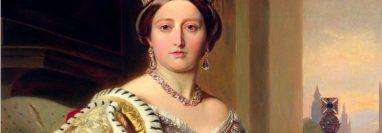 La reina Victoria era conocida como html5-dom-document-internal-entity1-quot-endLa reina de todos los blancoshtml5-dom-document-internal-entity1-quot-end debido a una mala traducción.
