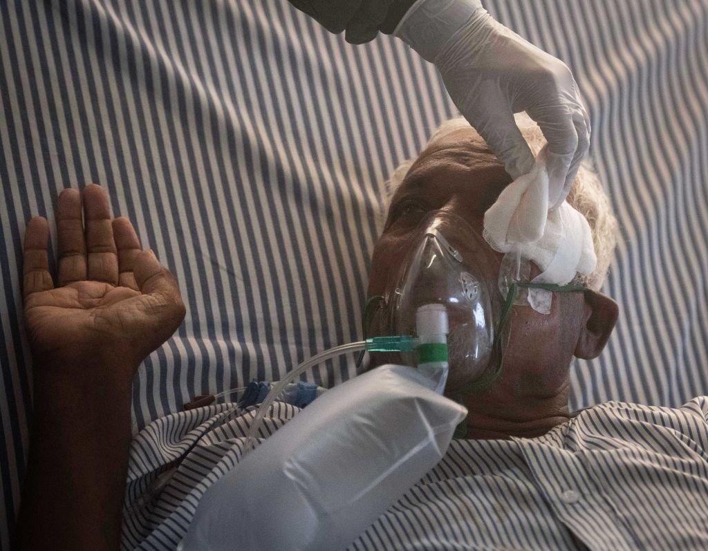Hongo negro: por qué India tiene tantos casos de la rara infección de mucormicosis