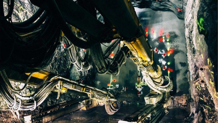 Finlandia inició la excavación del primer túnel a inicios de mayo.