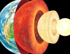 La Tierra está formada por varias capas, como una cebolla. (SCIENCE PHOTO LIBRARY)