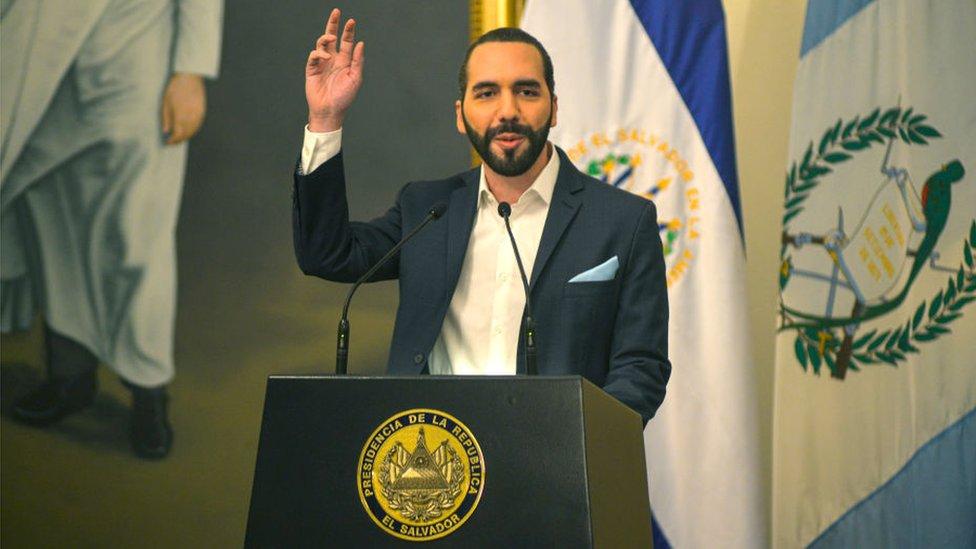 Bitcoin en El Salvador: Bukele busca que el país centroamericano sea el primero del mundo en convertir a la criptomoneda en una de curso legal