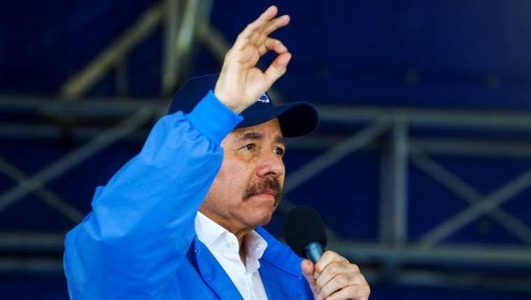 El presidente Daniel Ortega ha promovido leyes que limitan la participación electoral de la oposición.