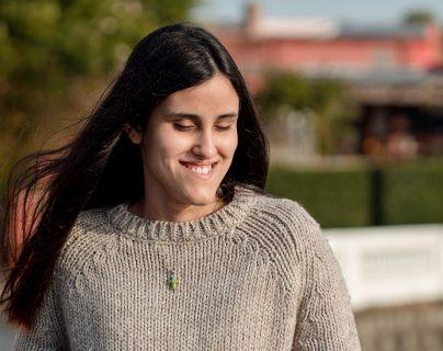 El sueño cumplido de Milagros, la joven uruguaya ciega que aprendió inglés sola y estudiará sin costo en Harvard