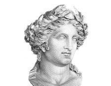 Nerón Claudio César Augusto Germánico fue el quinto emperador romano. Asumió a los 16 años y reinó por casi 14.