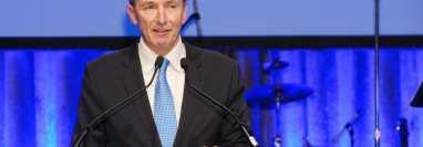 Gorman, director ejecutivo de Morgan Stanley, dijo que no verá con buenos ojos a los empleados que no quieran volver a la oficina. (GETTY IMAGES)