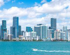 Miami está atrayendo muchos nuevos residentes, tanto de dentro como de fuera de Estados Unidos.