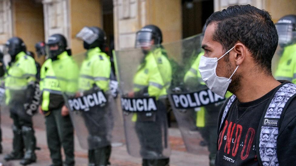 Paro Nacional en Colombia: cuánto influyeron realmente las protestas en que sea en la actualidad uno de los países más afectados por la pandemia