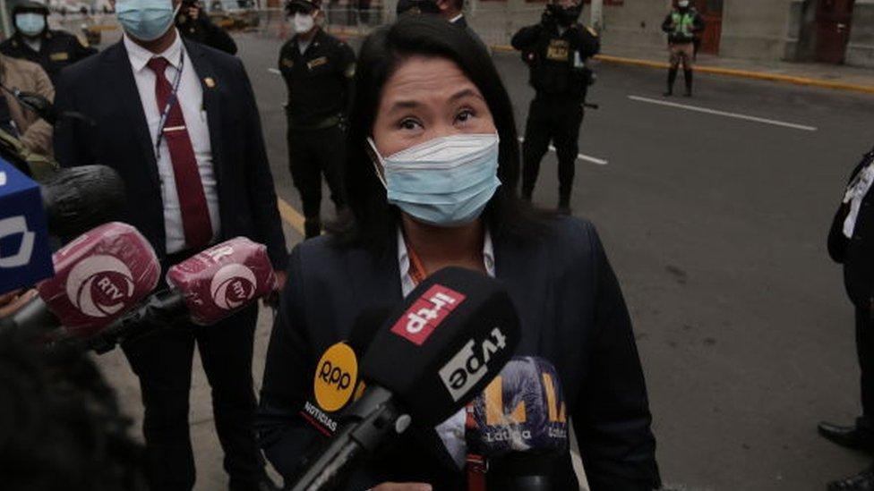 Keiko Fujimori: la Justicia peruana rechaza el pedido de prisión preventiva para la candidata presidencial