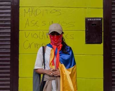 Protestas en Colombia: el riesgo de violencia sexual que corren las mujeres que participan en las manifestaciones