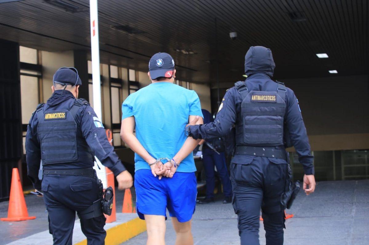Capturan a otro extraditable señalado de conspirar para distribuir metanfetamina y cocaína