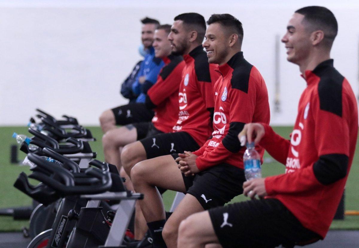 Romero es el polémico 'Ángel' que lidera a la Selección de Paraguay en la Copa América
