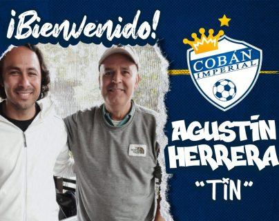 Cobán Imperial confía en los goles del mexicano Agustín Herrera para el torneo Apertura 2021