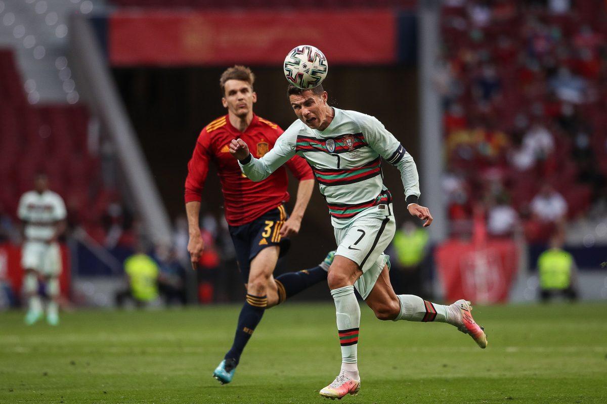 Con público, pero sin goles; España y Portugal empatan a las puertas de la Eurocopa