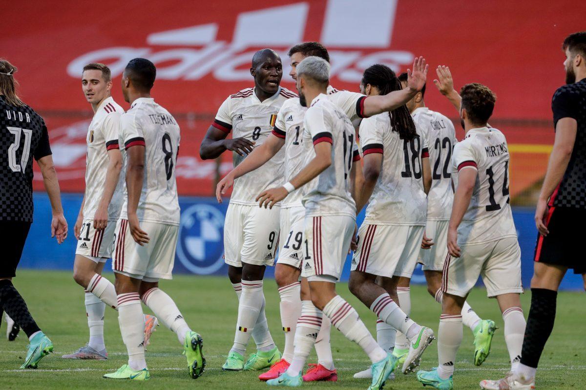 Lukaku firma el triunfo de Bélgica contra una Croacia inofensiva