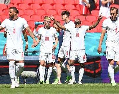 Inglaterra debuta con victoria en la Eurocopa al vencer 1-0 a Croacia en Wembley