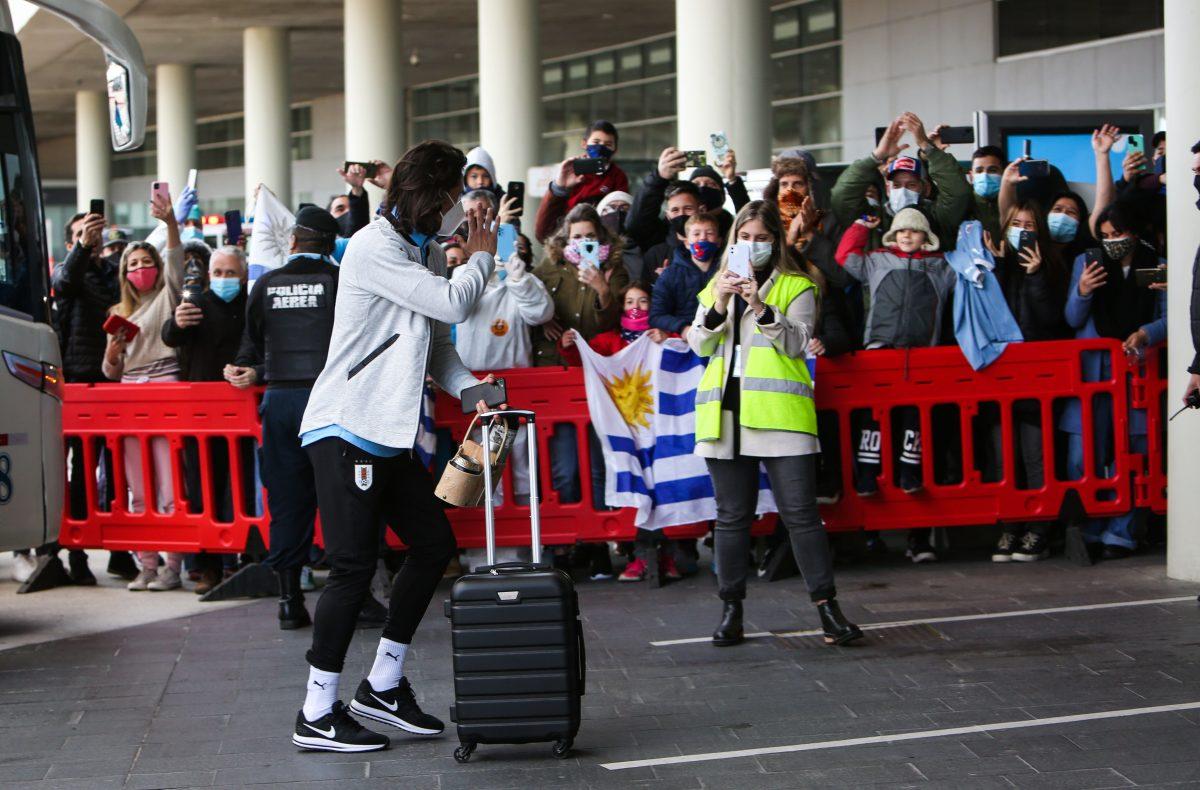 La Selección de Uruguay ya vuela hacia su decimosexta Copa América