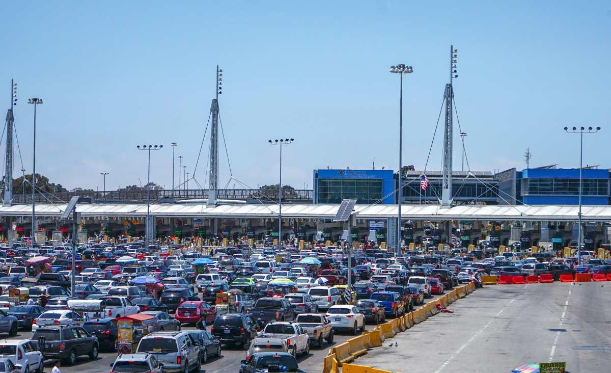 Estados Unidos reabrirá sus fronteras terrestres con México, a partir de noviembre, para vacunados con esquema completo