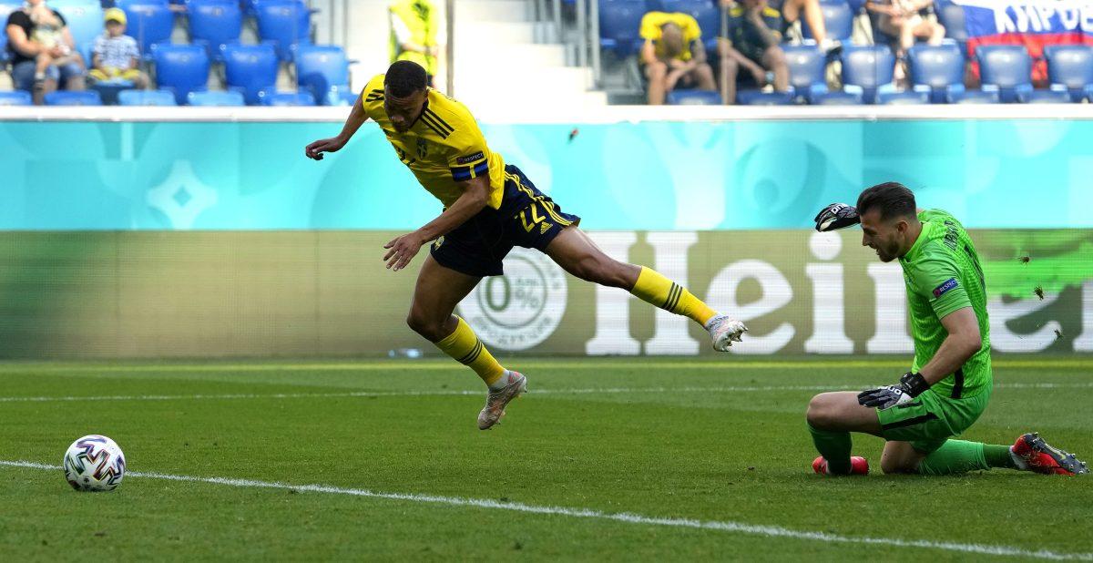 Suecia gana 1-0 a Eslovaquia, se coloca líder del grupo y obliga a España a ganarle a Polonia