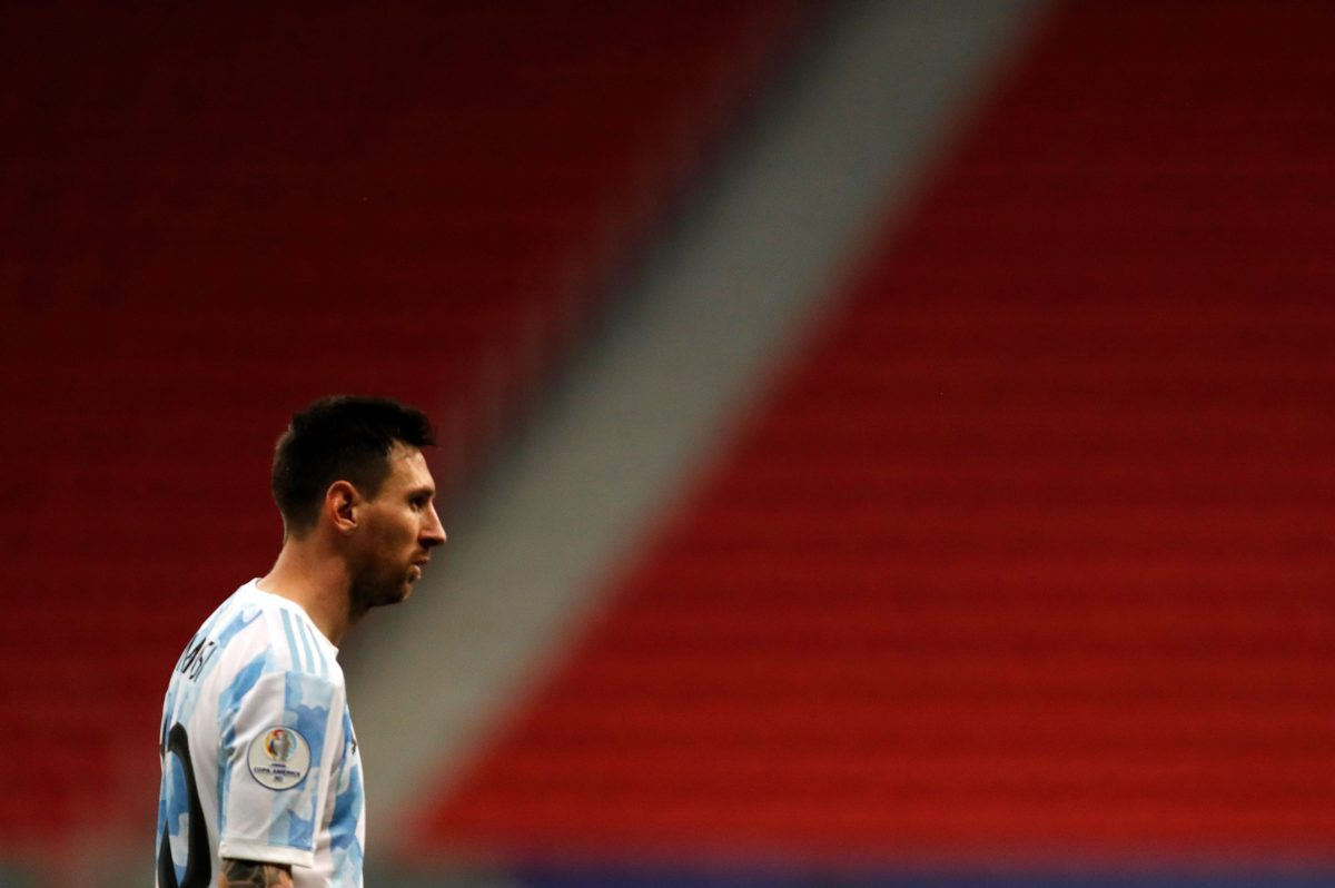 La Argentina de Leo Messi se enfrenta a Paraguay en la Copa América, esa que no gana desde 1993
