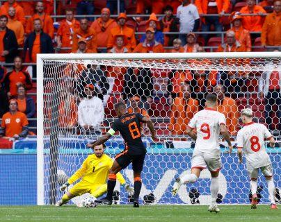 Holanda goleó a Macedonia del Norte 3-0 en el adiós de Goran Pandev y confirma que es favorita