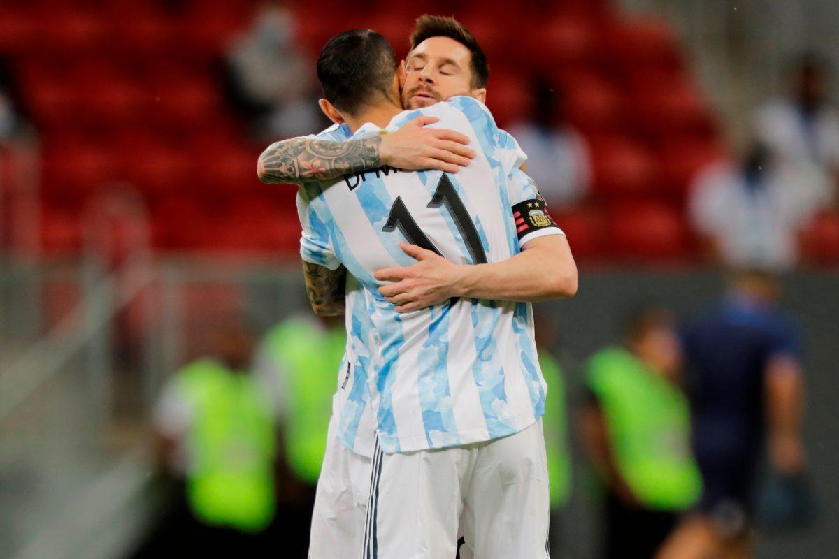 Lionel Messi alcanza a Mascherano en el récord de partidos con Argentina