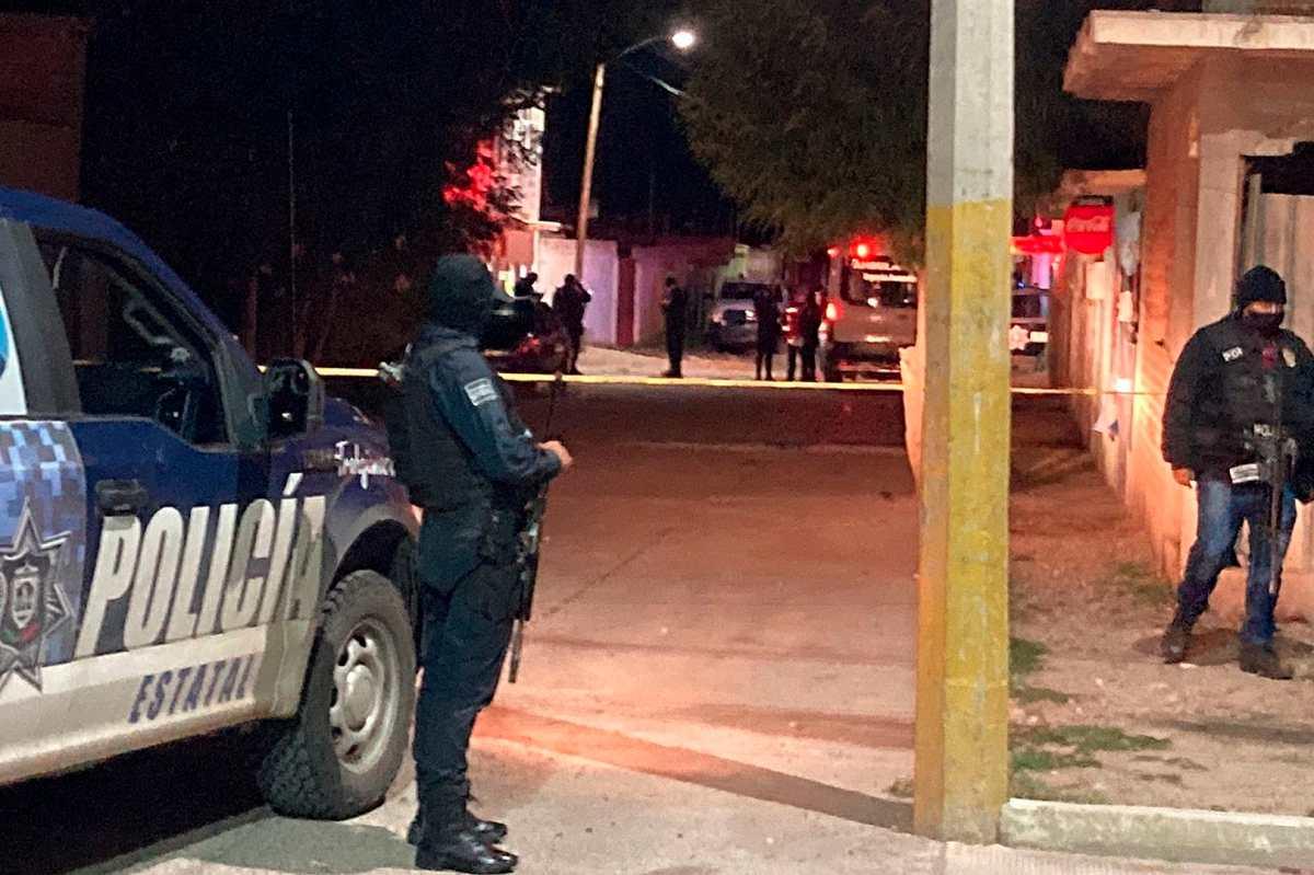 Comando armado irrumpe en fiesta y asesina a 8 personas en Zacatecas