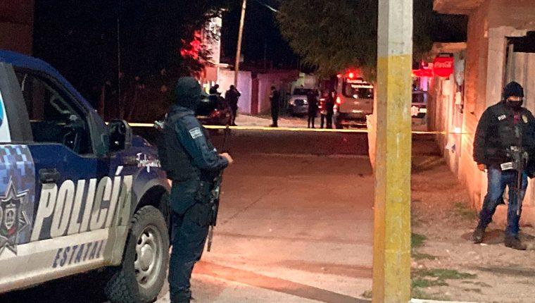 México ha tenido repunte de hechos violentos en varios estados. Foto Prensa Libre: Foto HemerotecaPL)