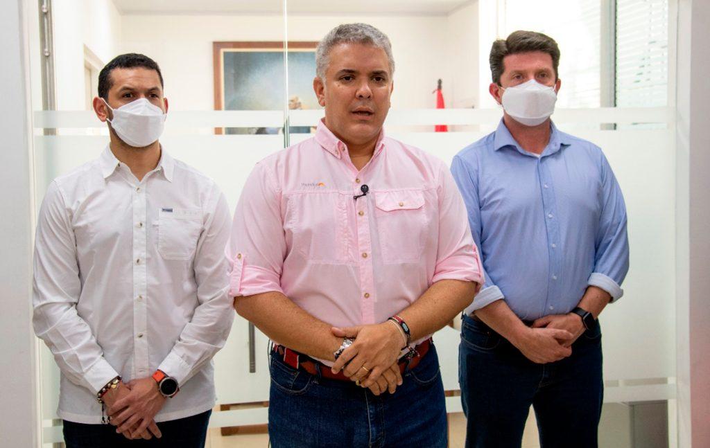US$795 mil: los detalles de la recompensa que ofrece Colombia a quien brinde información sobre el ataque a helicóptero de Iván Duque