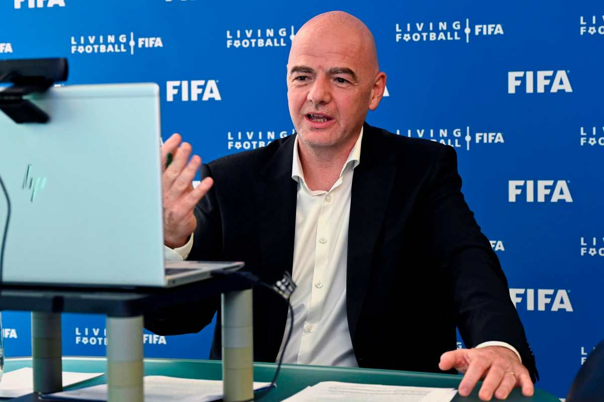 Fifa advierte a LaLiga y la Premier League, y pide a primer ministro del Reino Unido que deje salir jugadores para eliminatorias mundialistas