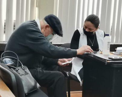 Suspenden audiencia de Gustavo Espina Salguero, ex vicepresidente de Serrano Elías y señalado de lavado de dinero