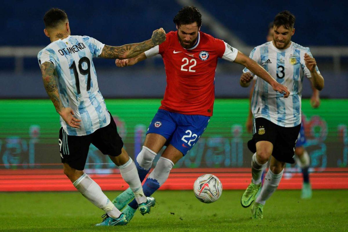 'Ben' Brereton, el inglés que entusiasma a La Roja en la Copa América