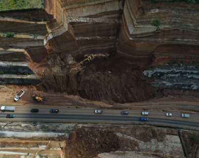 Alcalde pide que Libramiento de Chimaltenango sea cerrado durante la temporada de lluvia
