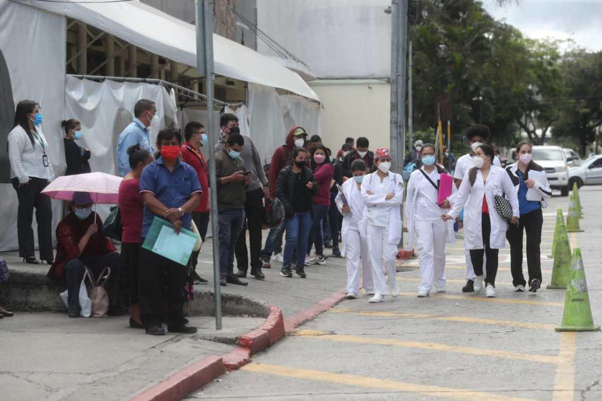 Paso a paso del registro de vacunación en Guatemala desde 12 años en adelante