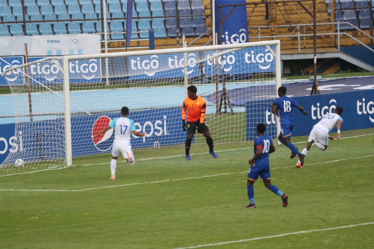 Guatemala golea a San Vicente y retoma la confianza en eliminatoria mundialista (los goles, las dedicatorias y el plan inmediato)