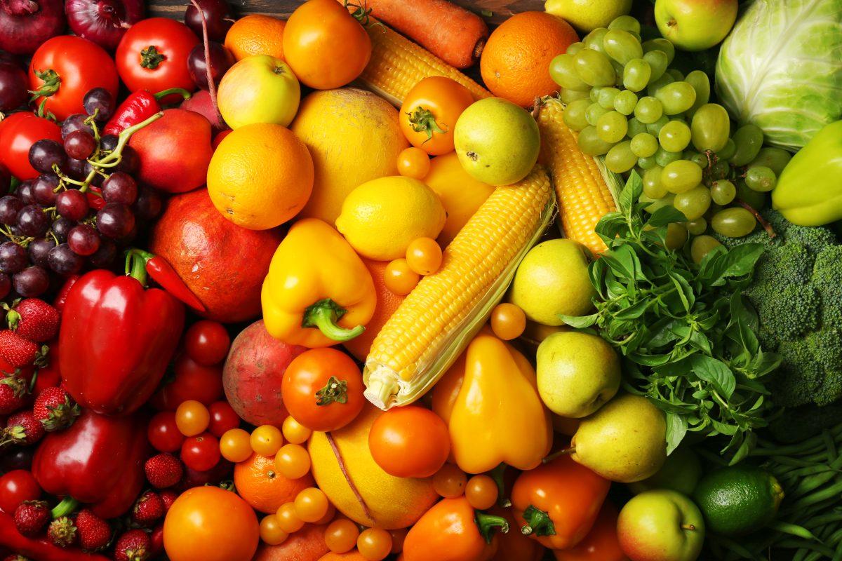 Frutas y verduras: Cuál es la importancia de sus colores y cómo pueden beneficiarnos