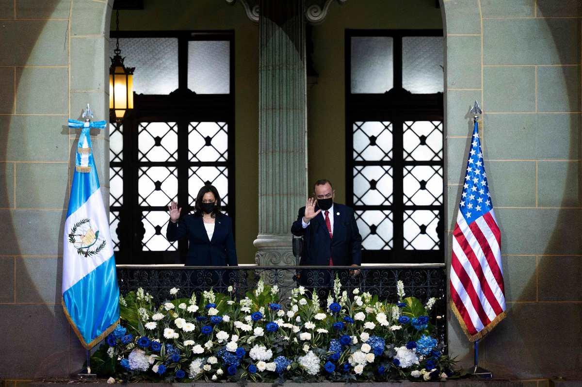 """Eric Olson: """"Guatemala tiene la oportunidad de posicionarse como ejemplo en la región"""""""