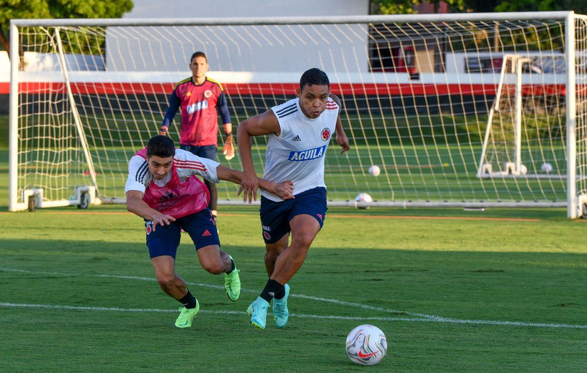 Muriel dice que Colombia no está de paseo en la Copa América