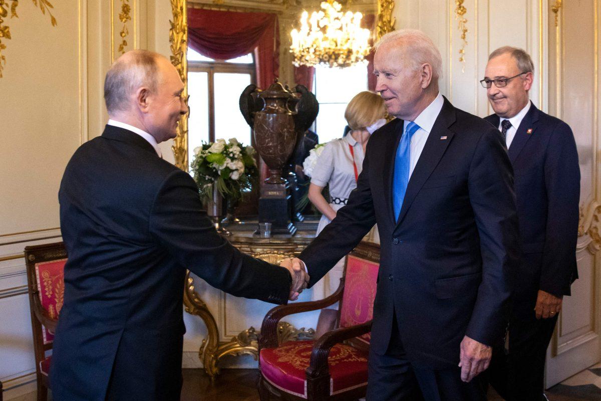 Biden afirma que Putin no quiere una Guerra Fría y EE.UU. tampoco y acuerdan cooperar en ciberseguridad